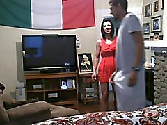 milky mummy cheats with a bbc on hidden webcam