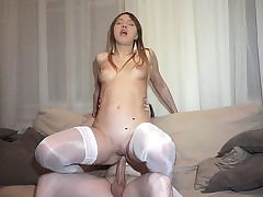 Courtesan cootchie creampied