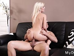 pal's playmate step mom and aunt Horny light-haired wants
